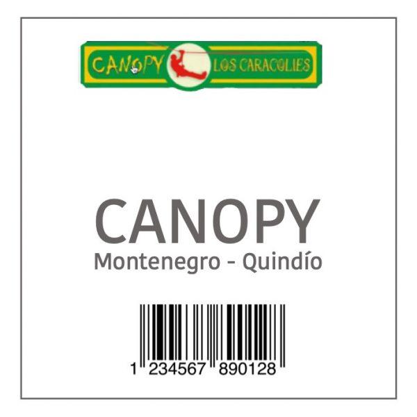 Canopy en el Quindio