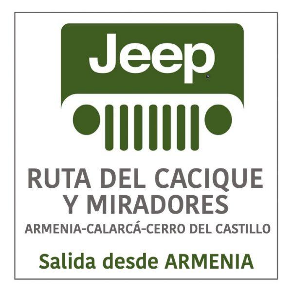 tour en jeep por armenia y calarca