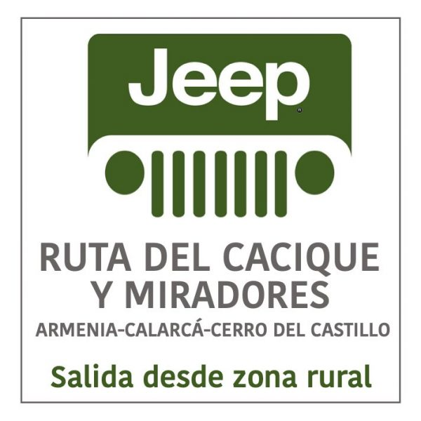 tour jeep calarca